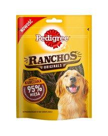 Ranchos 95% Originals bogaty w kurczaka 7*70 g