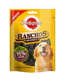 Ranchos Originals bogaty w jagnięcinę 7*70 g