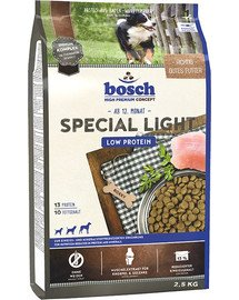 Special light 2.5 kg