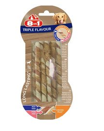 Triple Flavour twsticks 10 szt.