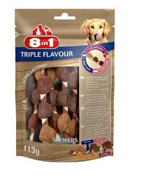 Triple Flavour Skewers 6 szt.