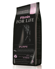 Dog for life puppy - 3 kg