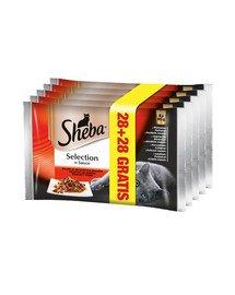 Selection in Sauce Soczyste Smaki 85 g 28 + 28 GRATIS