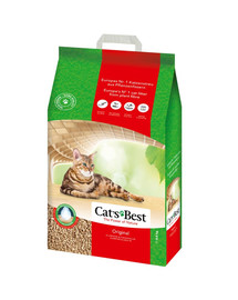 Cat's best eco plus 20 l