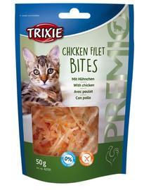 Filety z kurczaka 50g