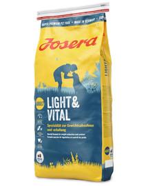 Light & vital 15 kg