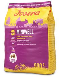 Dog Miniwell 900g dla małych ras