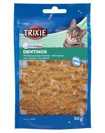 Przysmaki dla kota Dentinos 50 g