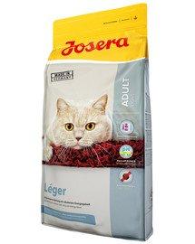Cat Leger 2 kg dla kotów mało aktywnych i po kastracji