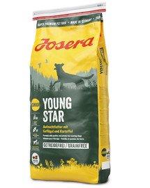 Dog Junior Youngstar Grainfree dla szczeniąt 15 kg