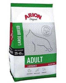 Original adult large breed Lamb & rice 12 kg