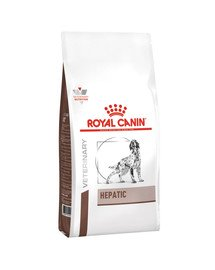 Dog hepatic 12 kg