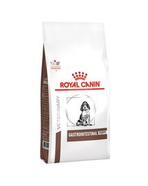 Dog gastro intestinal junior 2.5 kg