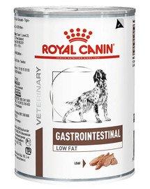 Dog gastro intestinal low fat 410 g