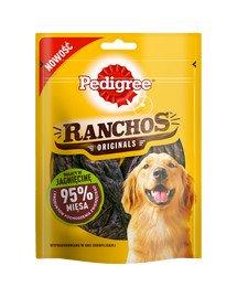 Ranchos Originals 70g - przysmak dla psów z jagnięciną