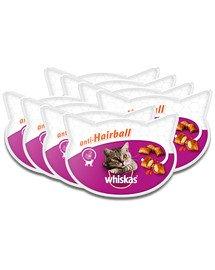 Anti-hairball 8x50g - przysmak odkłaczający dla kota