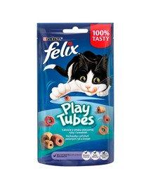 Play Tubes ryba i krewetki 50 g
