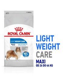 Maxi Light Weight Care karma sucha dla psów dorosłych, ras dużych z tendencją do nadwagi 10 kg