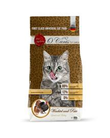 for cats karma sucha dla kota przepiórka i indyk 600 g