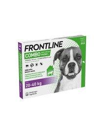 Combo Spot-On dla psów L (20-40 kg) 3 pipetki