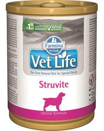VET Life natural diet dog struvite 300 g