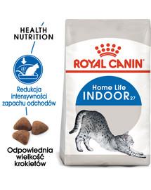 Indoor 27 10 kg karma sucha dla kotów dorosłych, przebywających wyłącznie w domu