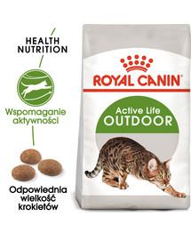 Outdoor 30 karma sucha dla kotów dorosłych, wychodzących na zewnątrz 2 kg