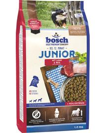 Junior jagnięcina z ryżem 1 kg