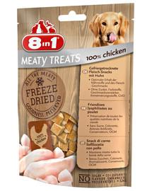 Mięsne liofilizowane przysmaki kurczak 50 g