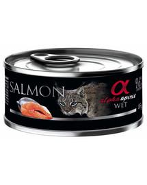 Salmon Łosoś 85 g