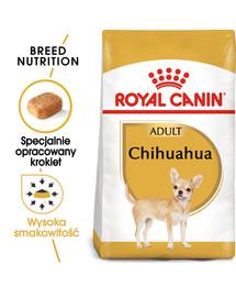 Chihuahua Adult karma sucha dla psów dorosłych rasy chihuahua 1.5 kg