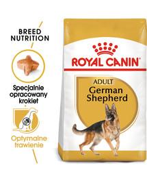 German Shepherd Adult karma sucha dla psów dorosłych rasy owczarek niemiecki 11 kg