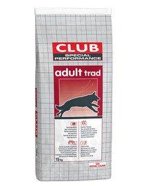 Club Adult Trad karma sucha dla psów dorosłych o normalnej aktywności 15 kg
