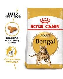 Bengal Adult karma sucha dla kotów dorosłych rasy bengal 10 kg