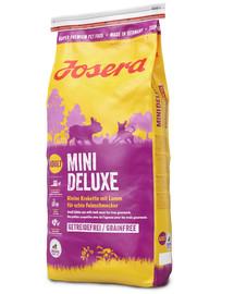 Mini Delux 15 kg dla psów dorosłych