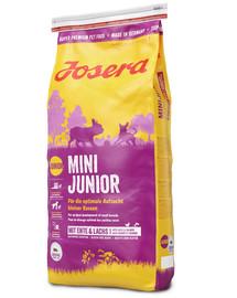Mini Junior 15 kg dla szczeniąt