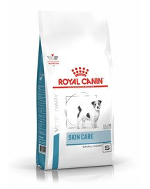 Dog skin care adult small dog 2 kg