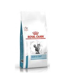 Veterinary Diet Cat Skin & Coat 3,5 kg