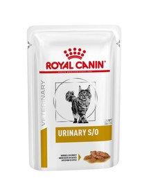 Veterinary Diet Feline Urinary S/O 85 g x 12 szt.