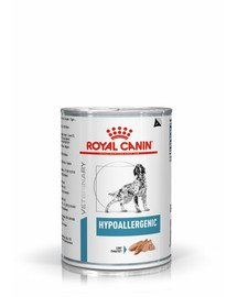 Dog hypoallergenic puszka 400 g
