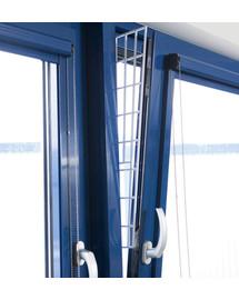 Krata zabezpieczajaca do okna, panel boczny, 62 × 16/7 cm