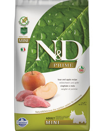 N&D Prime Boar & Apple Adult Mini 2.5 kg