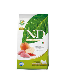 N&D Boar & Apple Adult Mini 7 kg