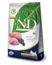 N&D Lamb & Blueberry Adult Mini 2.5 kg