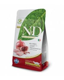 N&D Cat Chicken & Pomegranate Neutered 1.5 kg