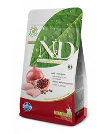 N&D Cat Chicken & Pomegranate Kitten 1.5 kg