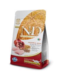 N&D Low Grain chicken & pomegranate neutered 5 kg