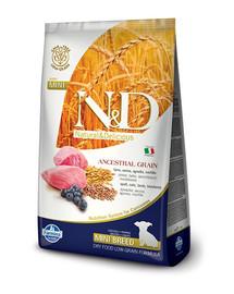 N&D Low Grain Dog Lamb & Blueberry Puppy Mini 2.5 kg