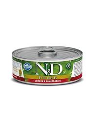 N&D PRIME Kitten Chicken & Pomegranate 80g