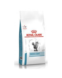 Veterinary Diet Cat Skin & Coat S/O 0,4 kg